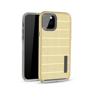 Hybrid case for iPhone 11 models - Gold